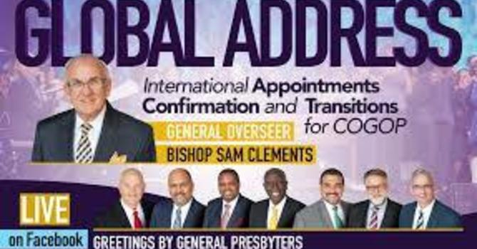Global Address - International COGOP image