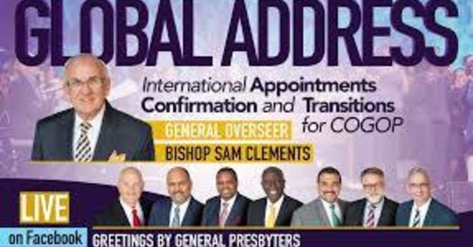Global Address - International COGOP image