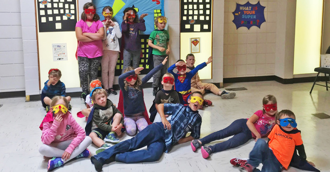 St. Mary's Superheroes VBS image