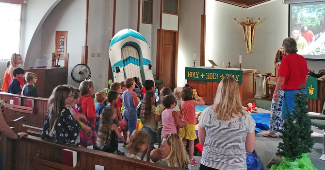 St. Augustine Rolling River Rampage VBS image