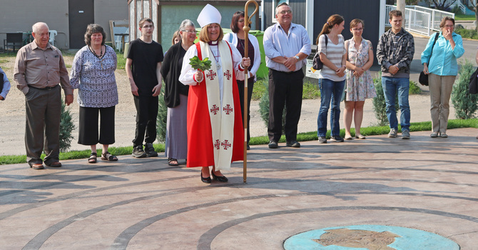 Bishop Leads Sunday Celebration at St. Patrick's, Whitecourt image