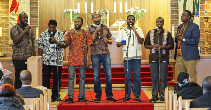 Friends in Jesus Gather for Ecumenical Celebration image