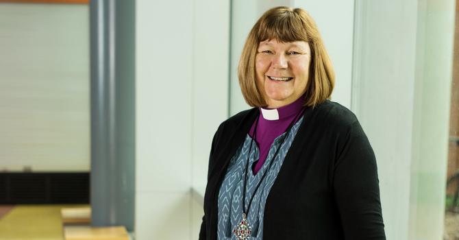 University of Alberta Honours Bishop Jane  image