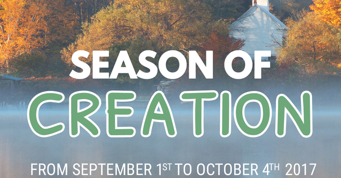 Join Online Global Prayer Services for Season of Creation  image