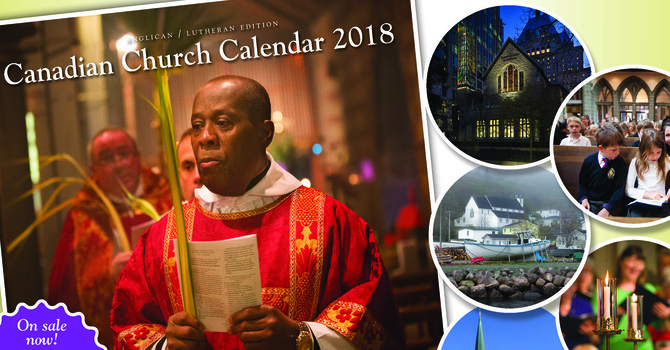 2018 Church Calendars! image