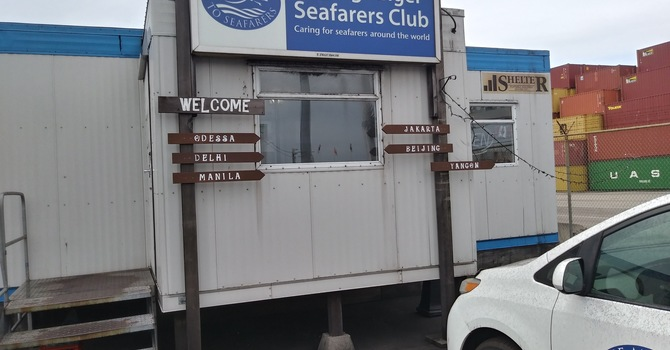 Guidelines for Seafarers coming to the Seafarer Centres image