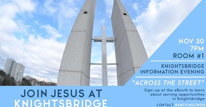 Knightsbridge Outreach image