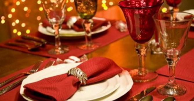 Christmas Banquet image