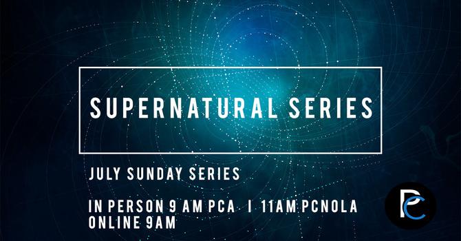 Supernatural Series image