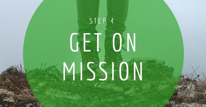 Get on mission