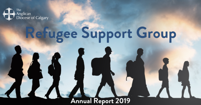 Refugee Support Group Annual Report 2019 image