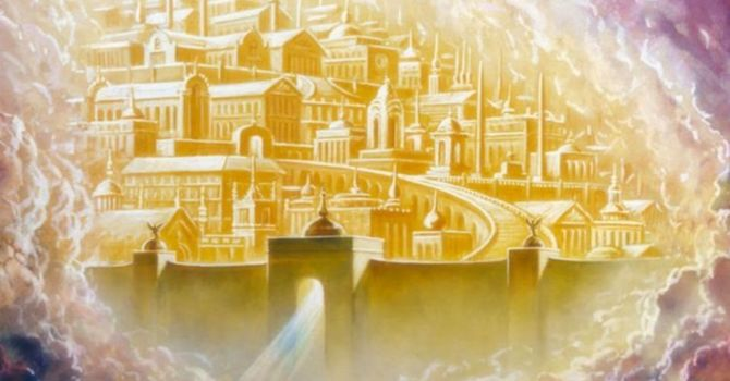 The Glory of New Jerusalem Our Future Home
