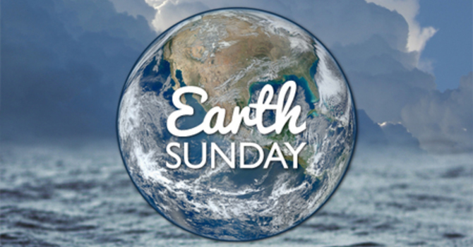 Earth Sunday image
