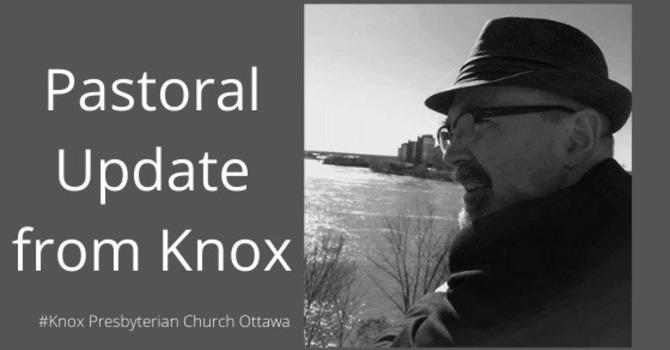 Pastoral Letter, March 21, 2020  image