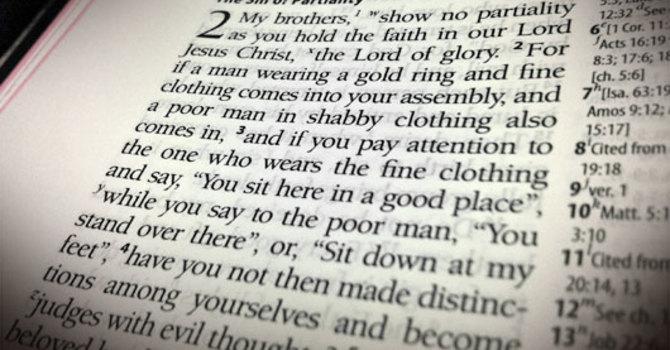 Faith That Works Through Good Deeds image