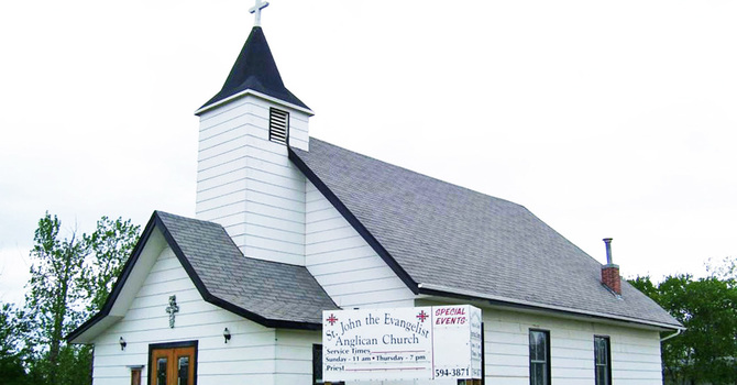 St. John the Evangelist, Cold Lake
