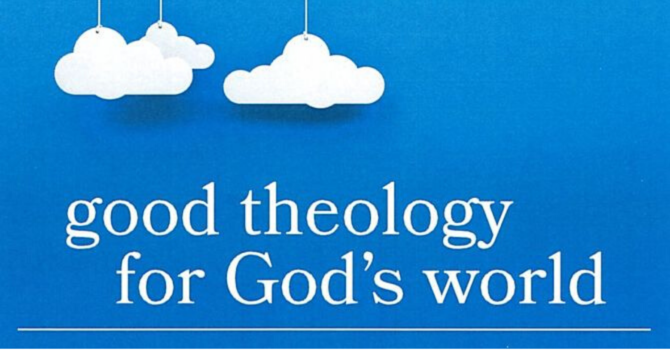 Good Theology for God's World image
