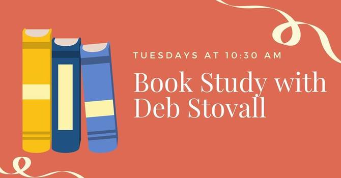 ZOOM: Book Study with Deb Stovall