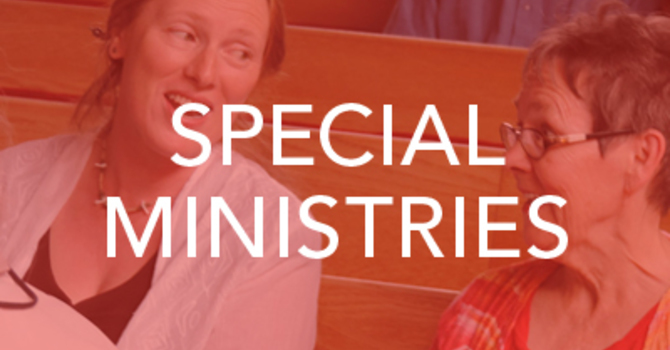 Diocesan Special Ministries