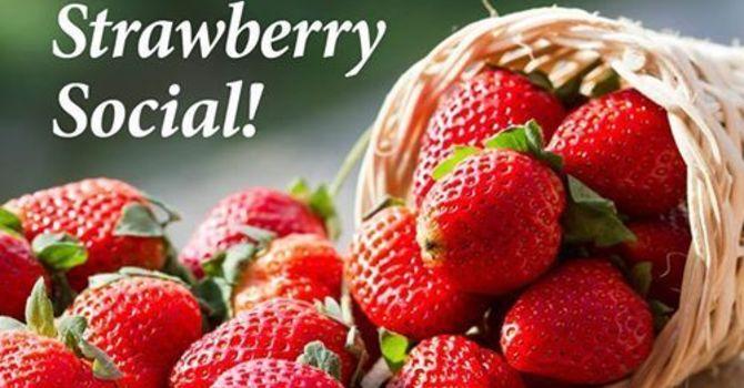 Strawberry Social image