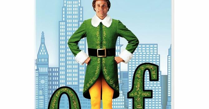 """Christmas Movie """"Elf"""" image"""