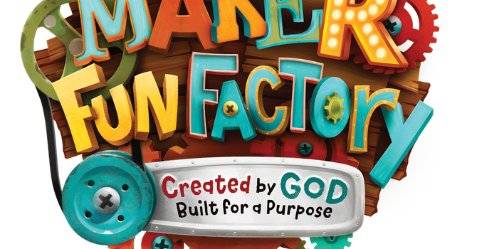 Register Now for July Vacation Bible School Adventure Camp image