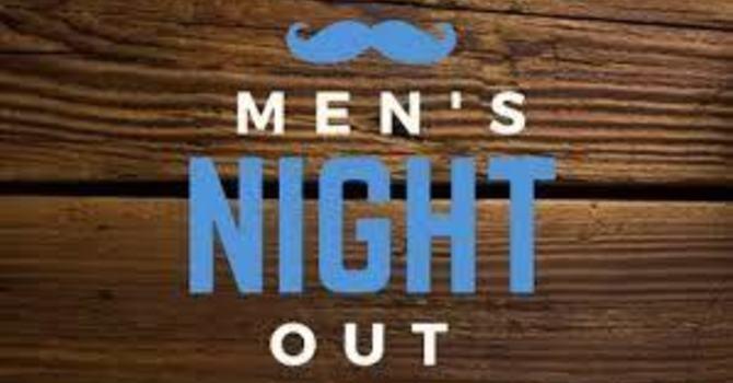 Men's Event Evening Fri. June 14, 2019 image