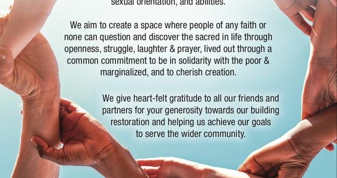 Community Inclusion Ad in Coast Reporter
