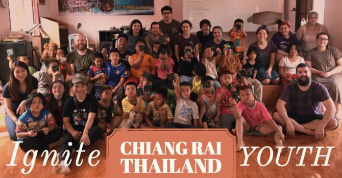 Chiang Rai Thailand Team!