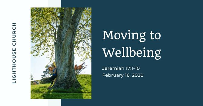 Moving to Wellbeing