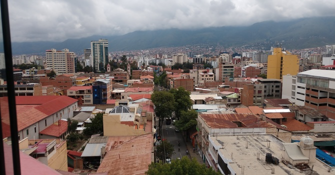 News from Cochabamba image