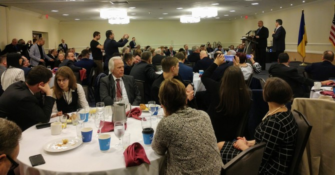 Ukrainian Prayer Breakfast image