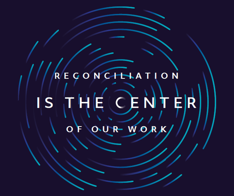 Reconciliation is the Centre of our Work