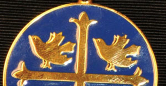 Order of the Diocese of New Westminster image