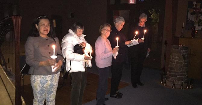 Fire & Water Easter Vigil image