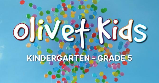 August 2 Olivet Kids image