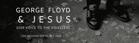 George Floyd & Jesus