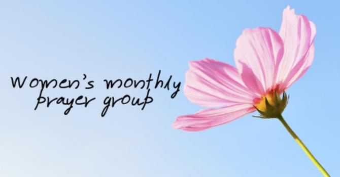 Women's Monthly Prayer Group