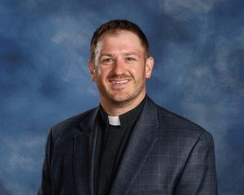 The Rev. Jason  Antley