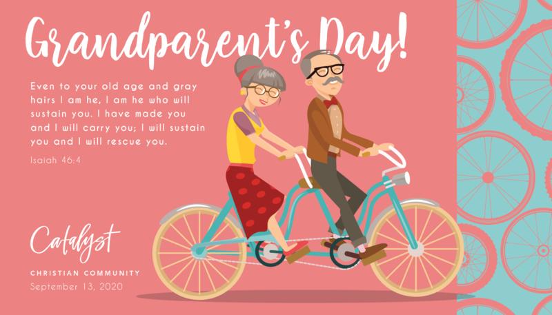Grandparents Day Service