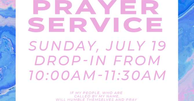 Prayer Service  image
