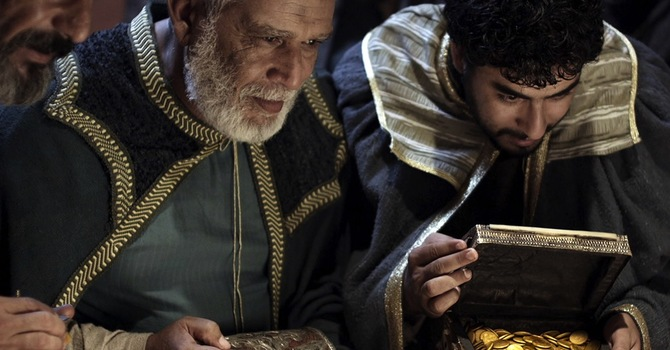 Unpacking Sunday's Sermon: The Guiding Star • Bethlehem image