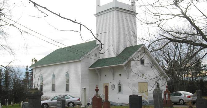 Christ Church, Pennfield