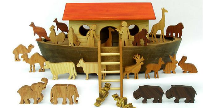 Christmas Day Story, 2016 — Noah's Christmas image