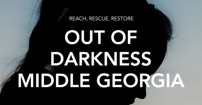 Now Supporting Out of Darkness Middle GA image