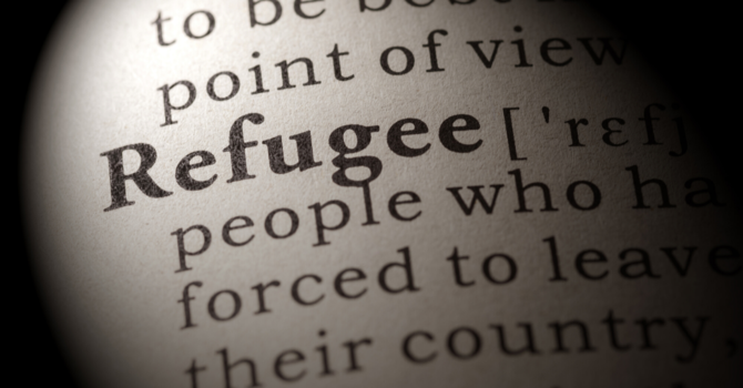 Thanks for Caring for Refugees image