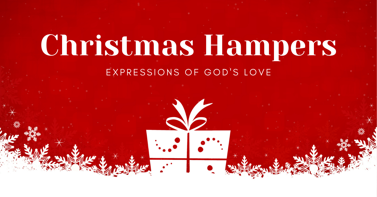 Christmas Hampers | Outreach | Fraser Lands Church