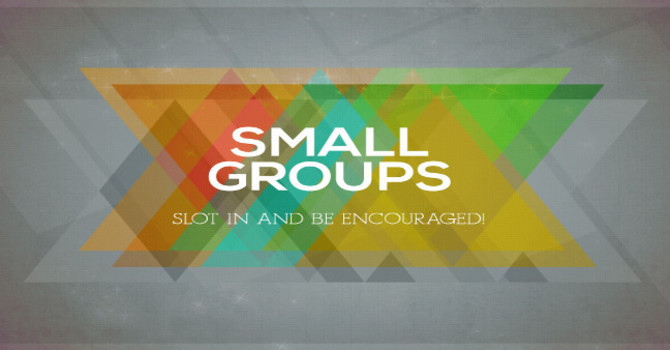 Changes to Small Groups Format image