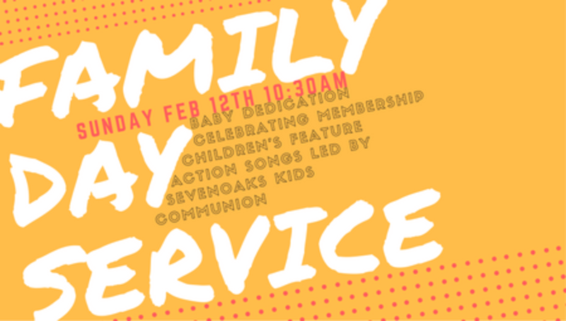 Family Day Service