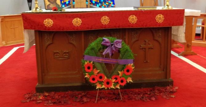 2017 Remembrance Sunday